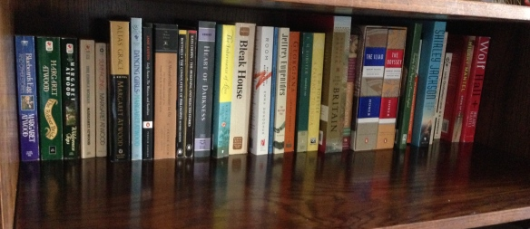 To-Be-Read Shelf 3