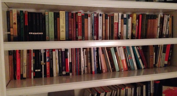 "The ""Classics and Literary Fiction"" Shelf"