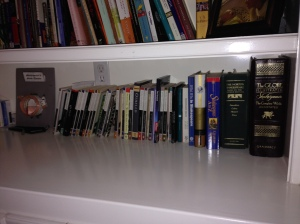 The OTHER Shakespeare Shelf