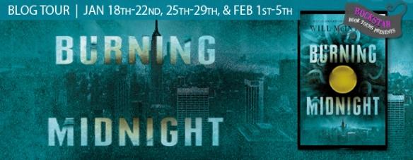 Burning Midnight banner